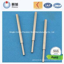 China-Lieferant Kundengebundene ISO-Standardventilator-Motor-Welle