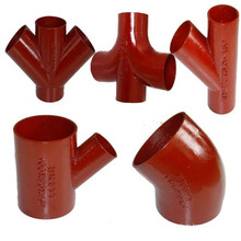 Grey Cast Iron Pipe Fittings by China Manufacturer
