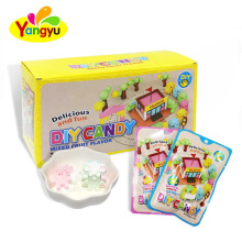 Funny Building Block Sugar Free Tablet Candy