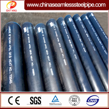 A53B ASTM seamless pipe