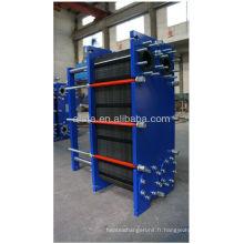 La Chine industrie échangeur refroidisseur d'eau fabricant Alfa Laval M10M