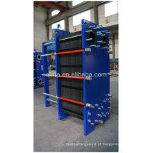 China indústria cambista de calor Water Cooler fabricante Alfa Laval M10M