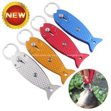 Tragbarer Aluminium-Fischen-Lippengreifer mit Lanyard