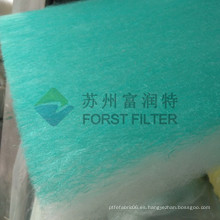 FORST Filtro de aire grueso Material Algodón de fibra de vidrio para el filtro de aire de la cabina de aerosol
