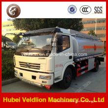 4X2 8m3, 8, 000 Litros, camión de aceite de 8 toneladas
