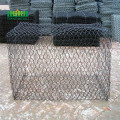 Welded gabion wire mesh box
