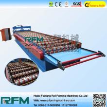FX aluminum roller forming machine