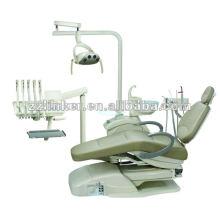 LK-A24 Unidade de tratamento odontológico integral Unidade Odontológica de mão esquerda Foshan Dental Chair