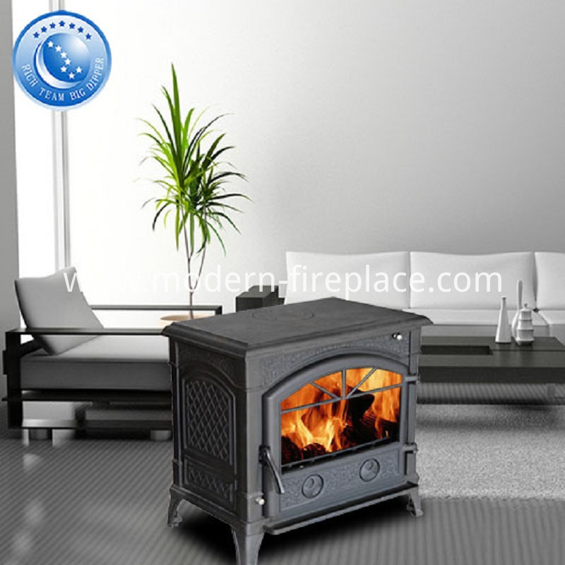 14KW Cast Iron Wood Burning Stoves