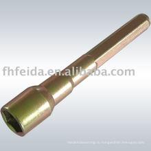 Шестигранный ключ, CNC поворачивая части, Выкованные части