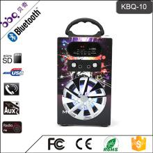 New product 2017 super bass karaoke speaker bluetooth