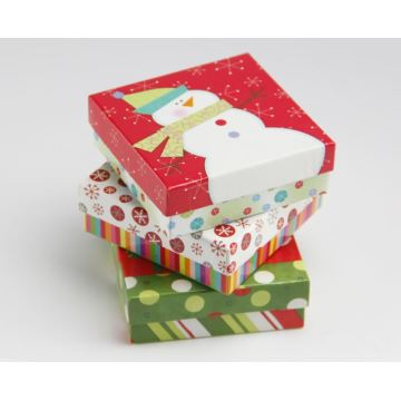 Christmas Holiday Packaging med VAC-bricka