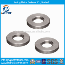 Stock ANSI B18.22.1 Rondelle simple en acier inoxydable / rondelle plate