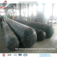China Supplier Pneumatic Rubber Mandrel for Culvert Formwork