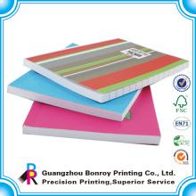 Druckarten der Schule billig Großhandel Papier Notizbücher