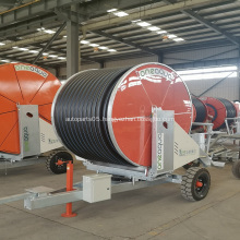 Agricultural Wheel Hose Reel Irrigation System