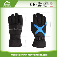 Rechargeable Battery Electric Heated Sports Gloves For Ski Equipment