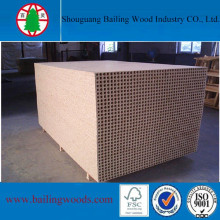 15mm High Quality Hollow Core Particle Board/Chipboard