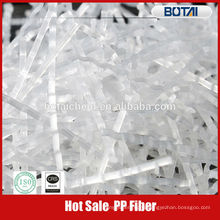 Hot sale PP Monofilament polypropylene fiber for concrete