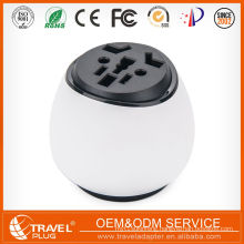 2016 new arrival interchangeable plug power adapter promotional gift