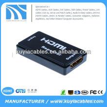 Hochgeschwindigkeits-HDMI-Repeater bis zu 40m weiblicher Koppler Kabelverlängerer / Signal Booster