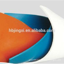 Embossed matt surface soft pvc sheet