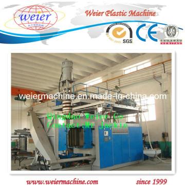 Máquina de moldeo por soplado automático del tanque de agua (25L-5000L)