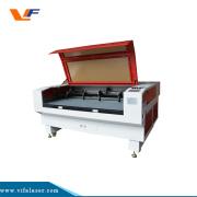 Máquina de corte láser usada para telas decorativas