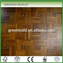 Teak wooden parquet floor products