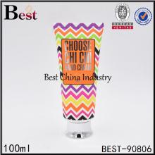 embalaje de tubo de plástico de venta caliente