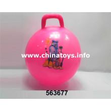 A mais recente bola de praia de PVC inflável promocional (563677)