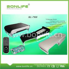 Warme Jade Stone und Infrarot-Strahlen Elektro-Thermo-Therapie-Massage-Bett mit tragbaren zusammenklappbaren Klapp-Design