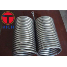 TP304/304L/316/316L Stainless Steel Coil Tube