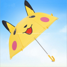 Paraguas de dibujos animados para niños promocionales
