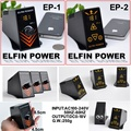 Elfin New Design Tattoo Power Supply