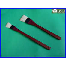 Spb-006 White Bristle Wooden Handle Pastry Brush
