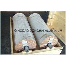 Folha de alumínio para embalagem