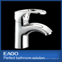 Chrome short Washbasin Faucet
