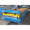 FX 840 Farbe Stahl Rollenformmaschine, Dach-Panel Roll Forming Machine, Metall-Formmaschine