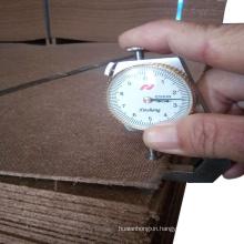 outdoor hardboard 3mm/perforated hardboard/hardboard