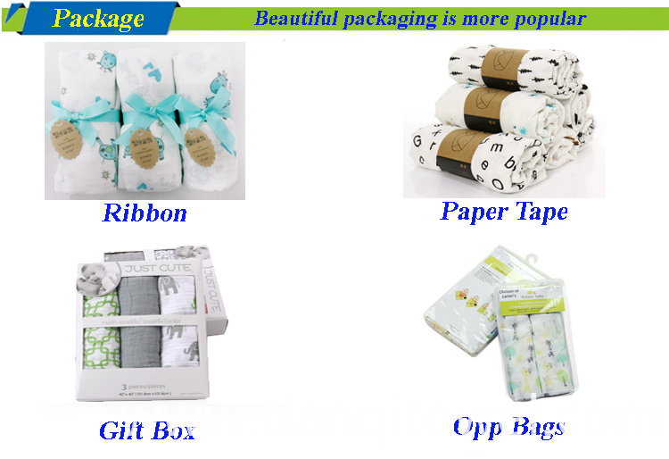 Package Muslin Blanket