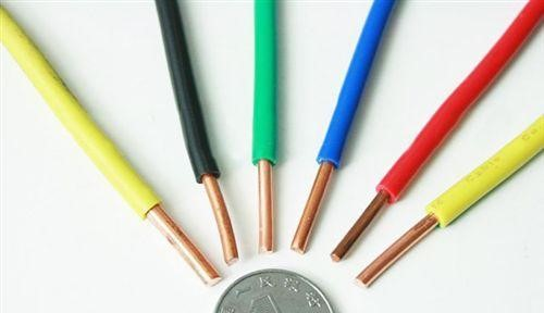Plastic copper wire
