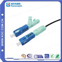 Niza Price Connector de Fic para el cable de la gota de FTTH