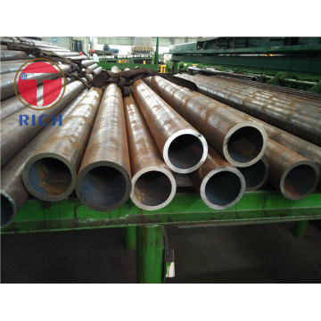 Structural Steel Pipe Carbon Steel Seamless Tube