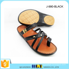 Hot Sale Men Salon Stitching Slippers