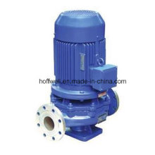 Pompe chimique centrifuge auto-amorçante de série IHG