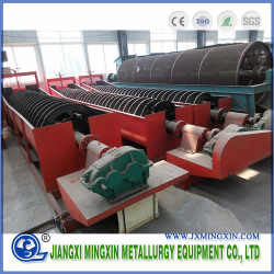 Gravity Spiral Screw Classifier Separator Machine