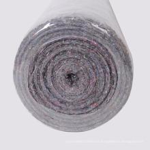tela no tejida laminada película impermeable del geotextil de la tela del PE de la construcción de carreteras de la alfombra