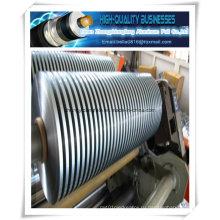 Self Adhesive Алюминиевая фольга Al-Pet-Emaa Фольга / Рулонная защита для изоляции кабелей и воздуховодов