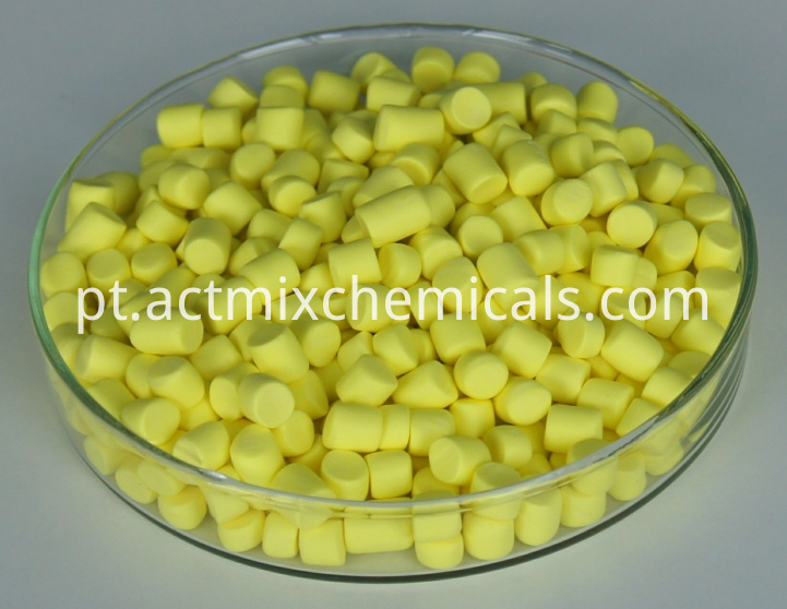 Actmix®IS60-70 Pre-dispersed Rubber Vulcanizator Insoluble Sulphur